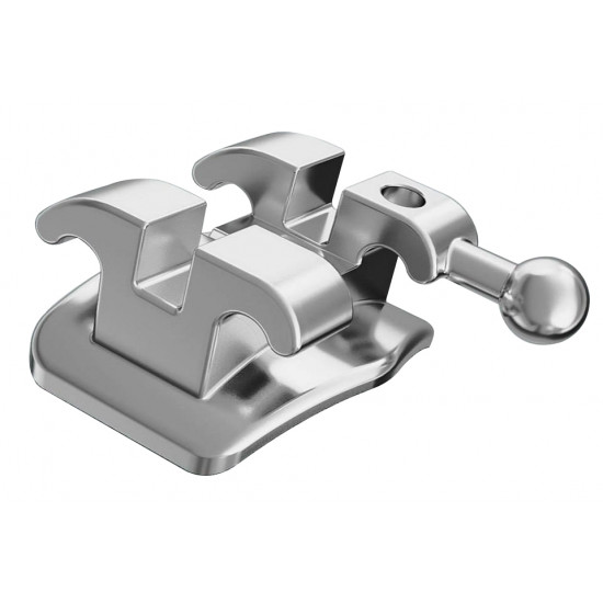 Solar Series Nickel Free Standard Metal Brackets - Individual Bracket