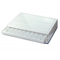 Bi-Stackable Orthodontic Molar Band Organizer