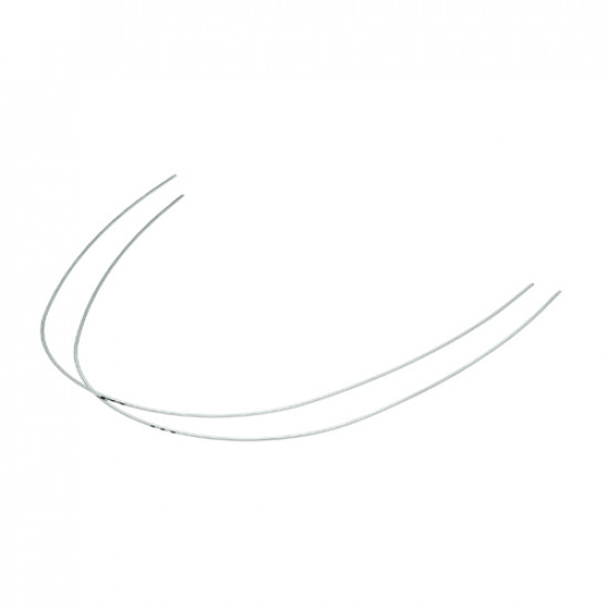 NiTi Super Elastic Orthodontic Archwires - Round (20 wires)