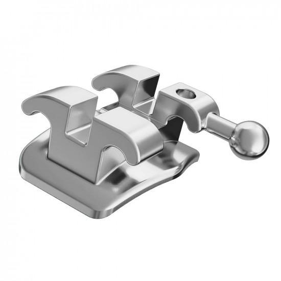 Solar Series Nickel Free Standard Metal Brackets - Individual Bracket