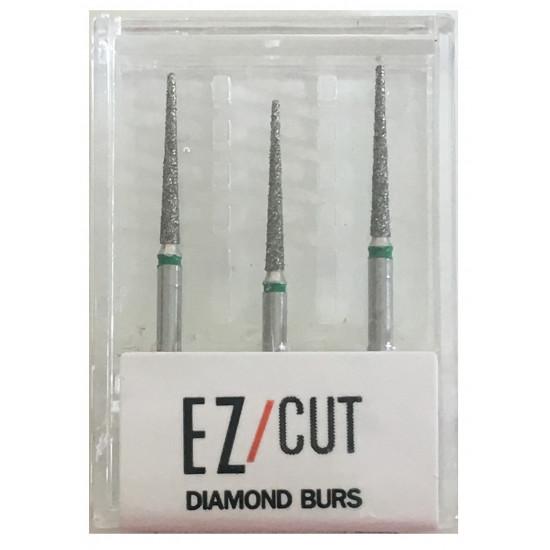 EZ/Cut Multi Use Diamond Bur Needle Coarse FG 859L-010C