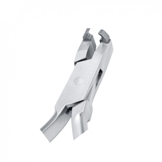OrthoExtent Orthodontic Bracket Removing Pliers - Angled T.C Inserts