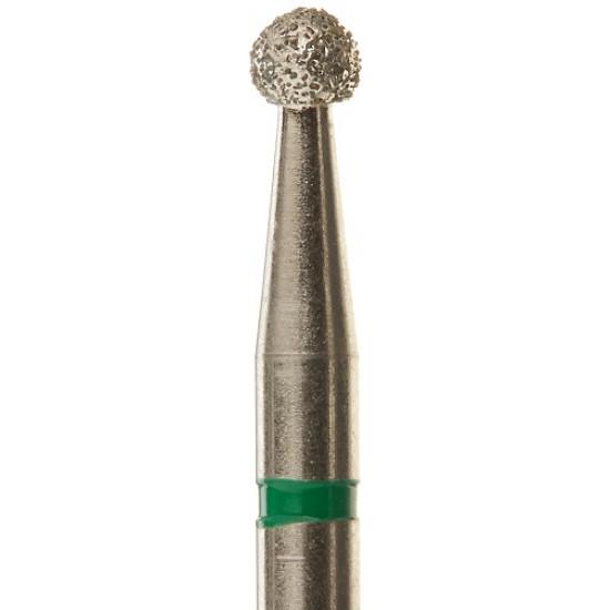 EZ/Cut Multi Use Diamond Bur Round Coarse FG 801-018C